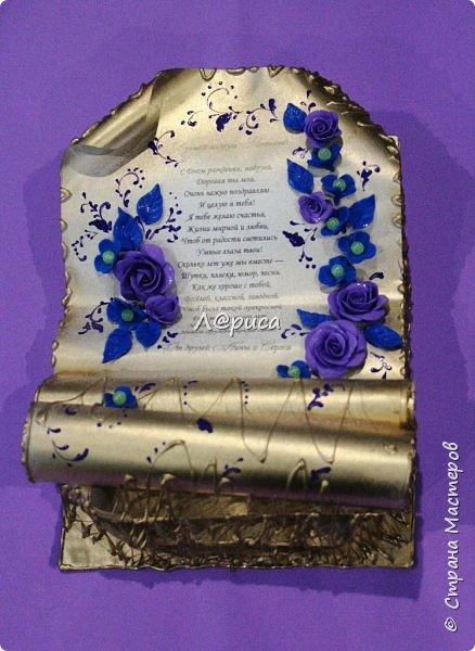 Поздравительные книги-открытки. фото 9