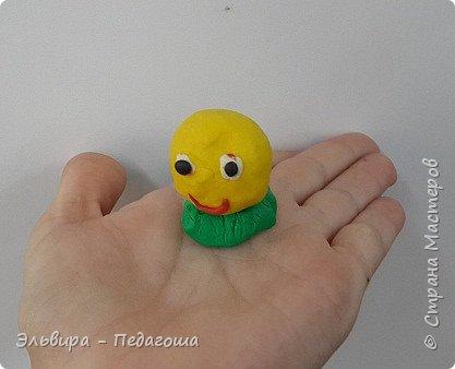 Вот и первое знакомство первоклашек с пластилином! Встречайте, любимый персонаж во всей своей красе!  фото 10