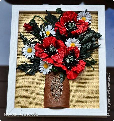 """Панно """"Любимые цветы"""" фото 1"""