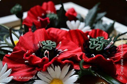 """Панно """"Любимые цветы"""" фото 2"""