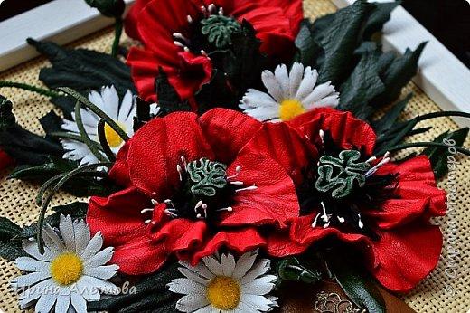 """Панно """"Любимые цветы"""" фото 3"""