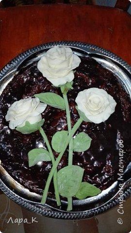 Украшение к торту фото 1
