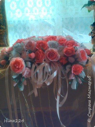 Персиковая свадьба 2 фото 2