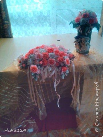 Персиковая свадьба 2 фото 4