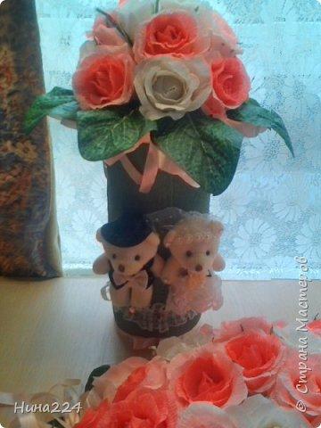 Персиковая свадьба 2 фото 3