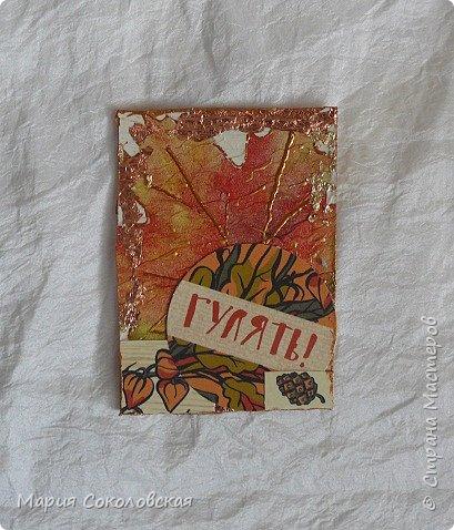 """Здравствуйте дорогие мои! Захотелось мне Вас тоже порадовать осенними карточками. За выходные сотворила 2 мини серии: 1 - """"Пледики"""", 2 - """"Осенний привет"""". Приятного просмотра! фото 8"""