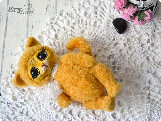 Тедди кошечка Мари фото 6