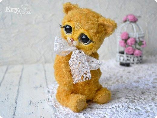 Тедди кошечка Мари фото 8