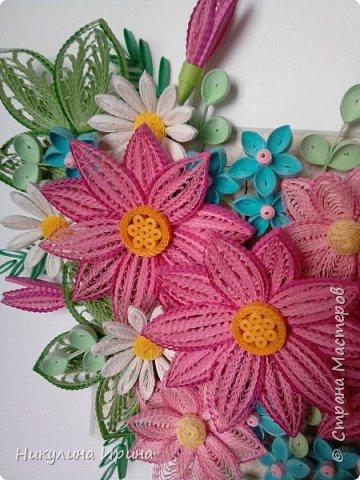 Добрый вечер,дорогие друзья! Сегодня я с новой работой. Вдохновилась работами мастера http://kasia-wroblewska.blogspot.ru  и решилась попробовать повторить одну из её картин.  фото 4