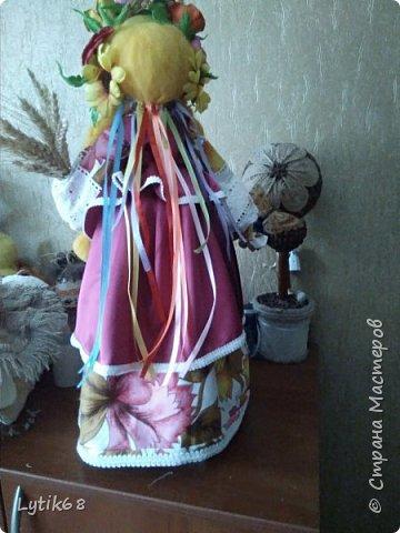 Кукла мотанка фото 4