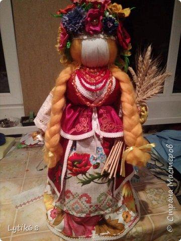 Кукла мотанка фото 2