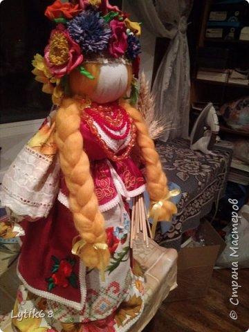 Кукла мотанка фото 1