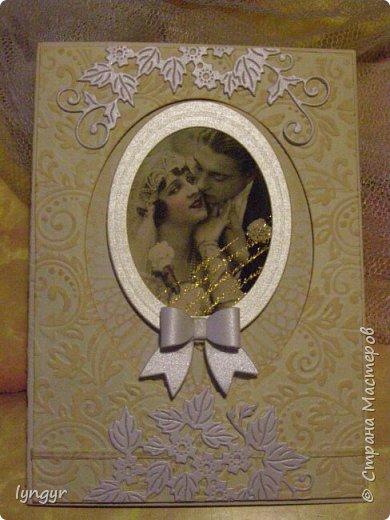 Открытки свадебные винтажные фото 7