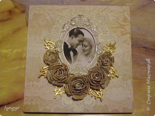 Открытки свадебные винтажные фото 11