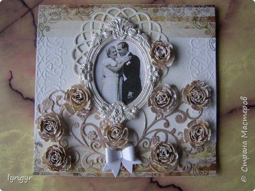 Открытки свадебные винтажные фото 13