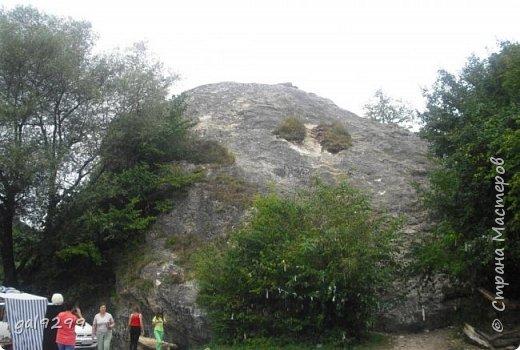 Республика Адыгея. Казачий (Девичий, Шайтановый, Черкесский) камень фото 1