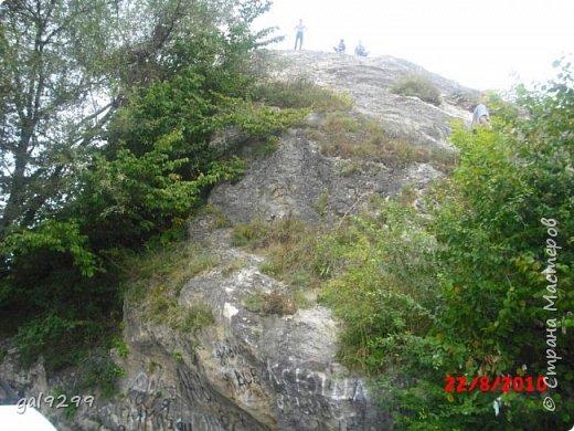 Республика Адыгея. Казачий (Девичий, Шайтановый, Черкесский) камень фото 3