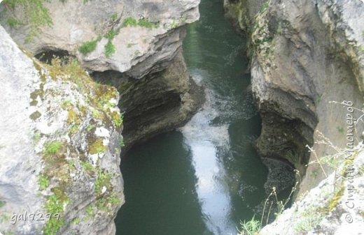 Республика Адыгея. Хаджохская теснина фото 5