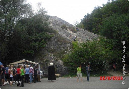 Республика Адыгея. Казачий (Девичий, Шайтановый, Черкесский) камень фото 5