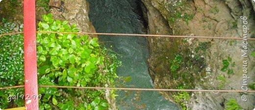 Республика Адыгея. Хаджохская теснина фото 9