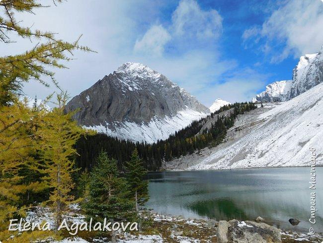 В воскресенье выбрались в горы, там уже начало порошить снежком, так что последний шанс поймать краски осени и не замерзнуть... фото 1