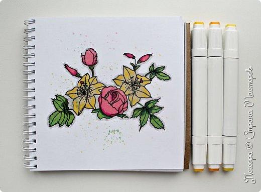 Доброго времени суток, жители Страны! Я продолжаю  практику в рисовании. Пробую разные материалы и техники. Приглашаю к просмотру!  фото 4