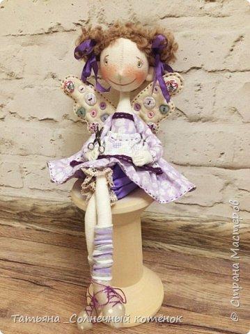 Фейка-швейка или мой швейный ангел по выкройке Елены Войнатовской фото 1