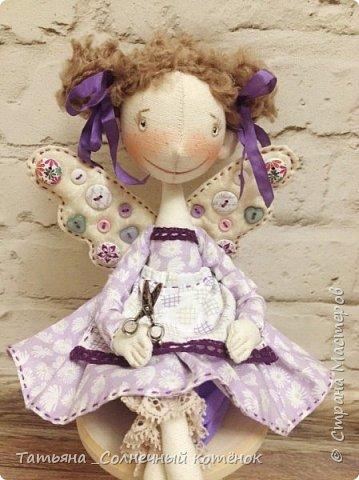 Фейка-швейка или мой швейный ангел по выкройке Елены Войнатовской фото 2