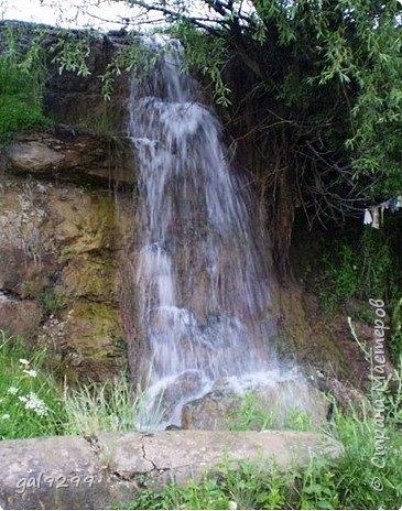 Медовые водопады. Карачаево-Черкесская республика. фото 2