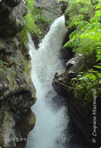 Медовые водопады. Карачаево-Черкесская республика. фото 11
