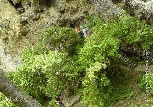 Медовые водопады. Карачаево-Черкесская республика. фото 12