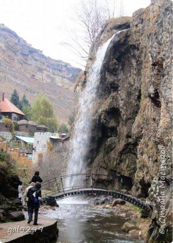Медовые водопады. Карачаево-Черкесская республика. фото 14