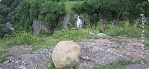 Медовые водопады. Карачаево-Черкесская республика. фото 19