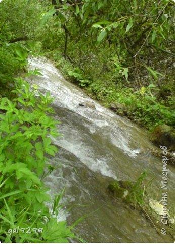 Медовые водопады. Карачаево-Черкесская республика. фото 21