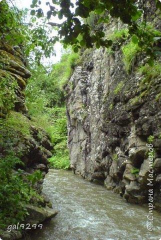 Медовые водопады. Карачаево-Черкесская республика. фото 22