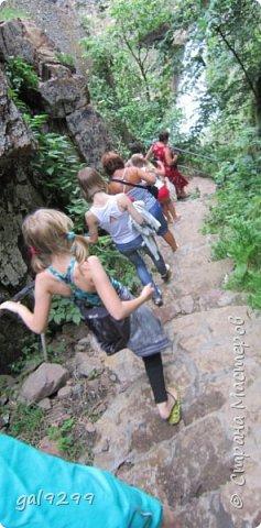 Медовые водопады. Карачаево-Черкесская республика. фото 6