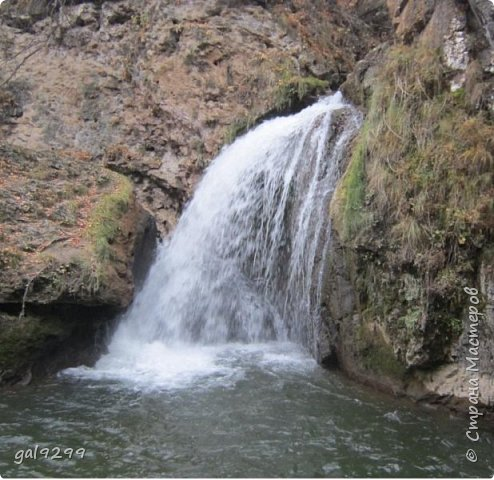 Медовые водопады. Карачаево-Черкесская республика. фото 8