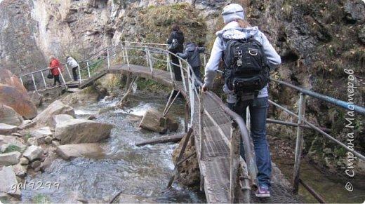 Медовые водопады. Карачаево-Черкесская республика. фото 9