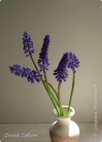 Цветы. Холодный фарфор фото 8
