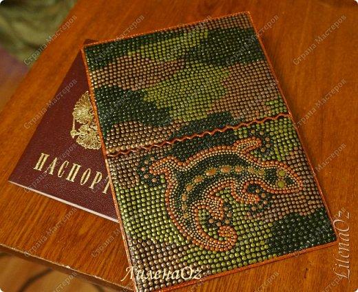 Обложки на паспорт и не только фото 6