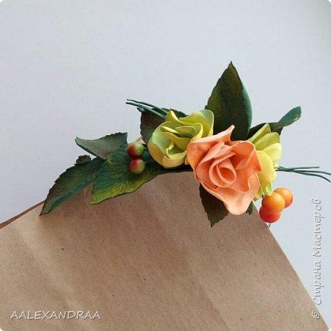 Всем привет! Вот мои цветочки в коробочках, в подарок ,для воспитателей в сад от дочи. Планируют ещё маленькие открыточки поместить. фото 6