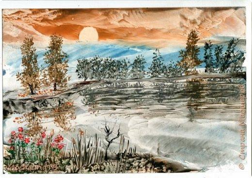 На озере. фото 1