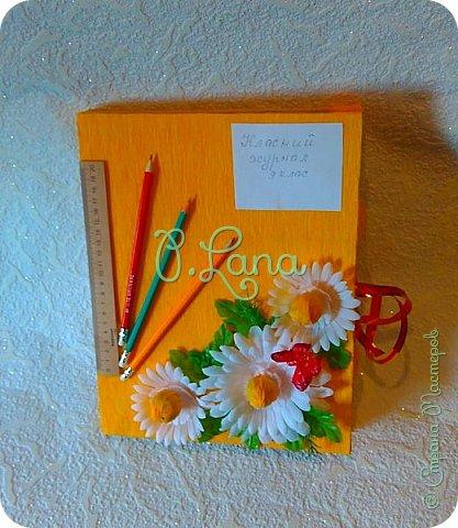 Здравствуйте,друзья! Сегодня хочу показать Вам оформленную мною коробку конфет к дню учителя. фото 4