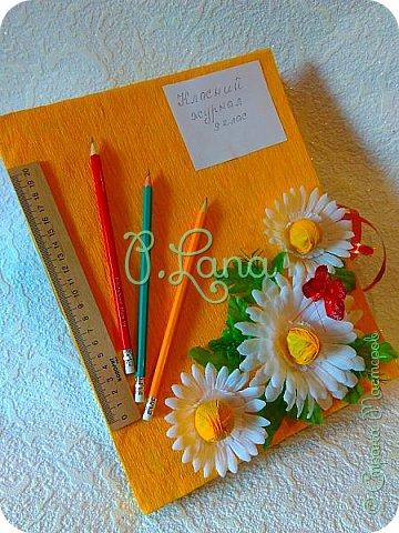 Здравствуйте,друзья! Сегодня хочу показать Вам оформленную мною коробку конфет к дню учителя. фото 2