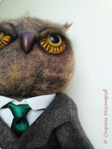Вот такая сова в подарок для директора школы фото 2