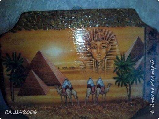 """панно """"""""египет"""" фото 1"""