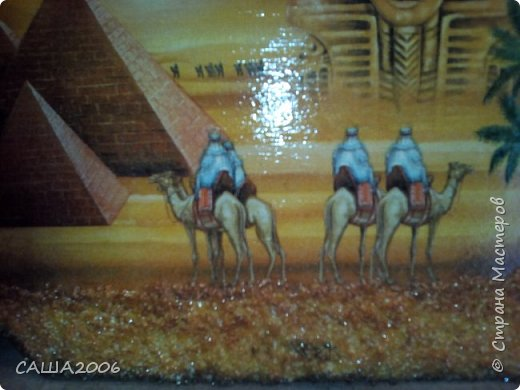 """панно """"""""египет"""" фото 2"""