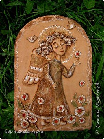 Ангел в райском саду. фото 1
