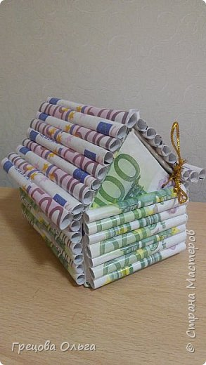 Домик для денег фото 2