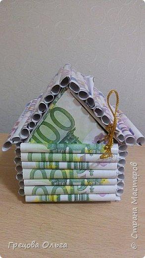 Домик для денег фото 3